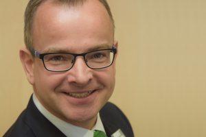 Referent Christian Böwer. Foto: AOK Niedersachsen