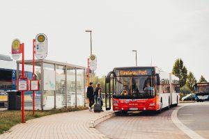 Mit dem Niedersachsen-Ticket durch die gesamte Region: Ab Dezember auch in den Bussen im Landkreis Osnabrück. Foto: Verkehrsgemeinschaft Osnabrück (VOS)