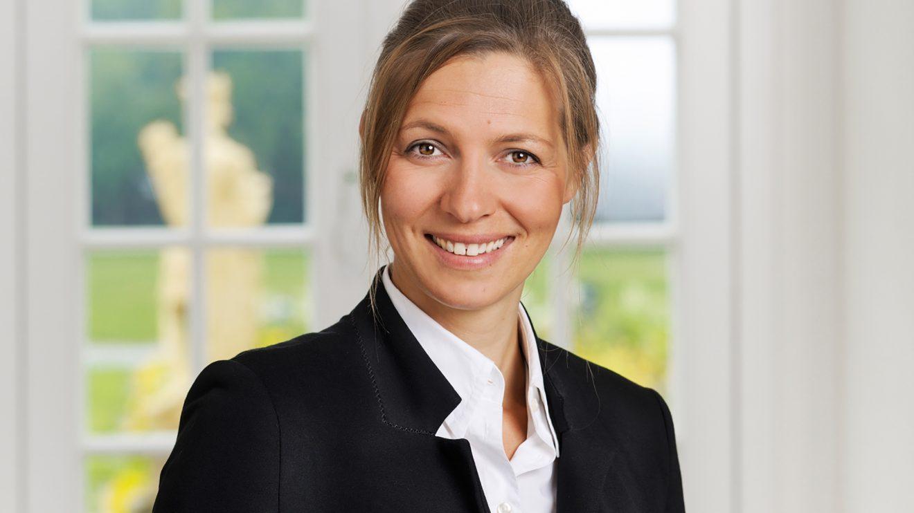 Susanne Menzel-Riedl – Deutschlands jüngste Uni-Präsidentin. Foto: Manfred Pollert