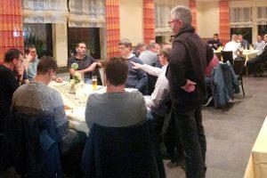 """Die Planungen für die Weihnachtsmärkte laufen bei """"Wir für Wallenhorst"""" auf Hochtouren. Foto: konsequent PR"""