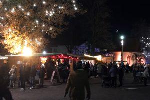 Eine tolle Idee: Am ersten Adventswochenende bietet der BürgerBus Wallenhorst-Wersen zwischen beiden Weihnachtsmärkten einen Pendel-Fahrplan an. Archivfoto: Rothermundt / Wallenhorster.de