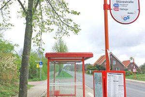 Über die Feiertage gelten geänderte Fahrtzeiten des Busverkehrs auch für die VOS Wallenhorst. Archivfoto: Rothermundt / Wallenhorster.de