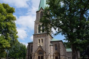 In die Neue St. Alexander-Kirche in Wallenhorst wurde eingebrochen. Foto: Rothermundt / Wallenhorster.de