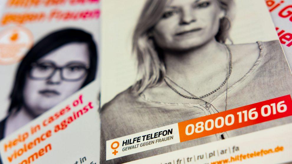 Unter der kostenfreien Rufnummer 08000 116016 gibt es Rat und Hilfe bei häuslicher Gewalt – rund um die Uhr, anonym, in insgesamt 18 Sprachen, barrierefrei. Foto: André Thöle / Gemeinde Wallenhorst