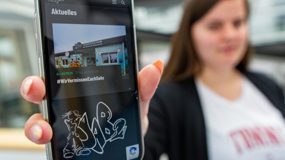 Das Wallenhorster Jugendzentrum JAB2 hat seine Internetseite erneuert. Foto: André Thöle / Gemeinde Wallenhorst