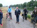 v.l. Ulrike Gering, Hauke Klein, Guido Pott, Martin Lange und Hubert Pohlmann. Foto: SPD/FDP-Gruppe Wallenhorst