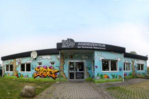 Das Wallenhorster Jugendzentrum JAB2 öffnet wieder für einzelne Veranstaltungen. Foto: Thomas Remme / Gemeinde Wallenhorst