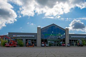 Die Firma Stavermann feiert dieses Jahr 10 Jahre den Standort in Wallenhorst und 145 Jahre Stavermann insgesamt. Foto: Stavermann