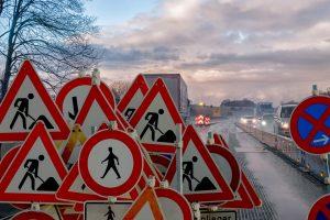 Auf der A1 kommt es in der nächsten Zeit zu mehreren Vollsperrungen. Symbolfoto: Bruno/Germany / Pixabay