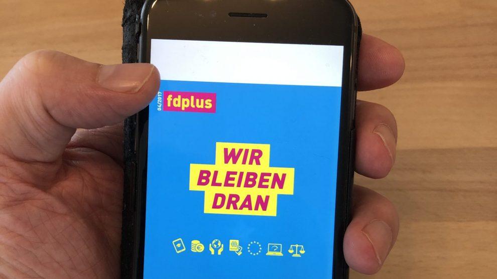 Schnell und direkt digital. Symbolfoto: FDP Wallenhorst