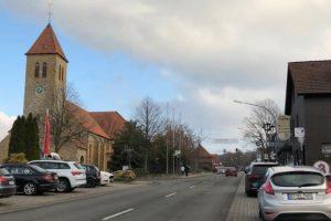 Die Hollager Straße. Foto: CDW Wallenhorst