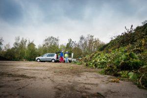 Durch den Zusatztermin am 16. Januar soll vor allem eine ausreichende Entsorgungsmöglichkeit für abgeschmückte Tannenbäume geboten werden, da es coronabedingt mancherorts zu Absagen von sonst üblichen Sammelaktionen kommen kann. Foto: Awigo
