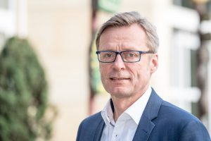 Bürgermeister Otto Steinkamp. Foto: Gemeinde Wallenhorst / Thomas Remme