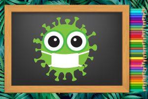 Die Corona-Pandemie beeinflusst die Situationen in den Schulen und Kitas in Stadt und Landkreis Osnabrück. Symbolfoto: chiplanay / Pixabay
