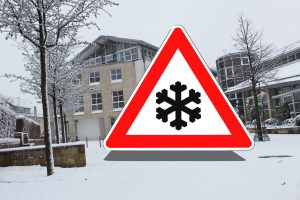 Es könnte reichlich Schnee, Schneeverwehungen und Sturmböen in Wallenhorst und der gesamten Region Osnabrück geben. Symbolfoto: Rothermundt / Wallenhorster.de / Pixabay
