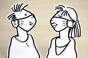 Neben der Ausgangssperre gilt auch eine verschärfte Maskenpflicht in der Region Osnabrück mit FFP2-Masken oder gleichwertigen Masken. Dies gilt auch für den Busverkehr. Symbolfoto:congerdesign / Pixabay