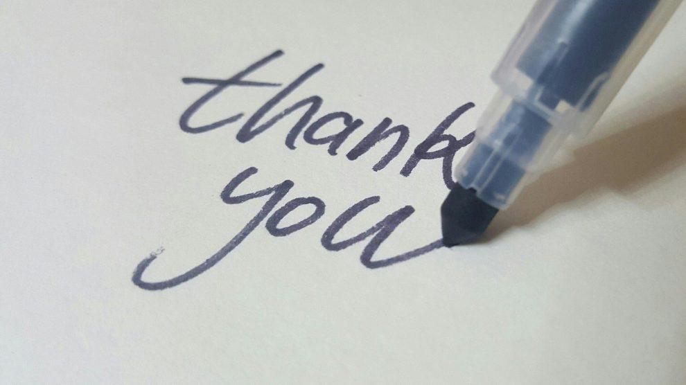 """Eine Leserin von Wallenhorster.de möchte """"Danke"""" sagen und sucht ihren freundlichen Helfer. Symbolfoto:Ka Young Seo / Pixabay"""