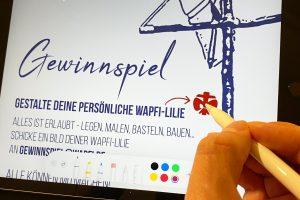 Wer gestaltet eine besonders kreative Wapfi-Lilie? Foto: Rothermundt / Wallenhorster.de