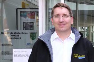 Tobias Brüwer. Foto: FDP Wallenhorst
