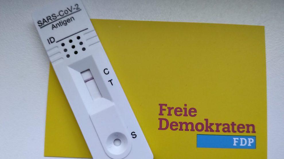 Testkapazitäten sind der Schlüssel. Symbolfoto: FDP Wallenhorst