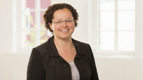 Spitzenkandidatin Barbara Bender. Foto: privat