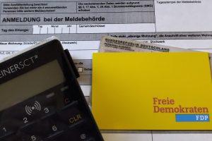 Bald von zu Hause möglich? Elektronische Anmeldung. Foto: FDP Wallenhorst