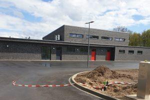 Neues Feuerwehrhaus in Rulle. Foto: CDW/W
