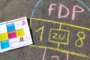 Mehr Himmel und weniger Hölle in der frühkindlichen Bildung. Foto: FDP Wallenhorst
