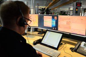 """Die Software """"ProQA"""" kommt nun auch in der Regionalleitstelle Osnabrück bei Notrufen zum Einsatz. Foto: Landkreis Osnabrück/Henning Müller-Detert"""