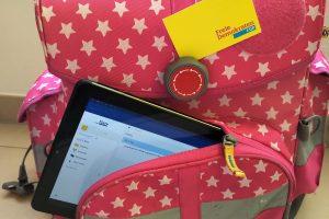 Tablets sollten Standard in jeder Schultasche sein. Foto: FDP Wallenhorst