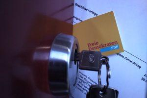 Informationen sollten nicht unter Verschluss sein. Foto: FDP Wallenhorst