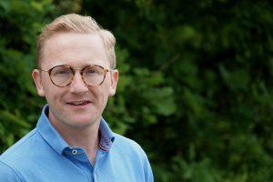 Michael Lührmann von der CDW in Wallenhorst. Foto: CDW
