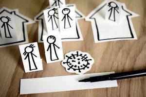 Inzidenz im Landkreis über 10. Symbolfoto: congerdesign / Pixabay