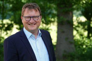 Dirk Hagen, Vorsitzender im Ausschuss für Umwelt, Energie, Klimaschutz und digitale Entwicklung. Foto: CDW Wallenhorst