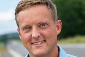 Andre Budke, Fraktionsvorsitzender der CDU Wallenhorst. Foto: clean Fotostudio