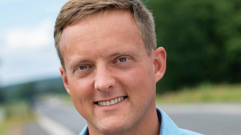 Andre Budke von der CDU in Wallenhorst. Foto: clean Fotostudio