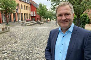 Setzt sich für ein attraktives Wallenhorster Zentrum ein: SPD-Spitzenkandidat Guido Pott. Foto: SPD Wallenhorst