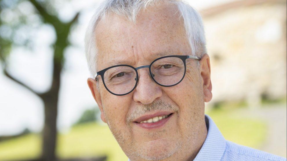 Ernst August Schulterobben, CDU Ortsvorsitzender Lechtingen. Foto: Clean Fotostudio