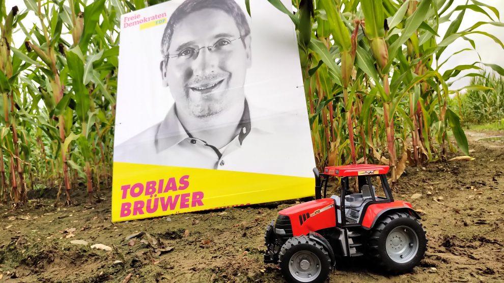Landwirte müssen Dank ernten. Symbolfoto: FDP Wallenhorst