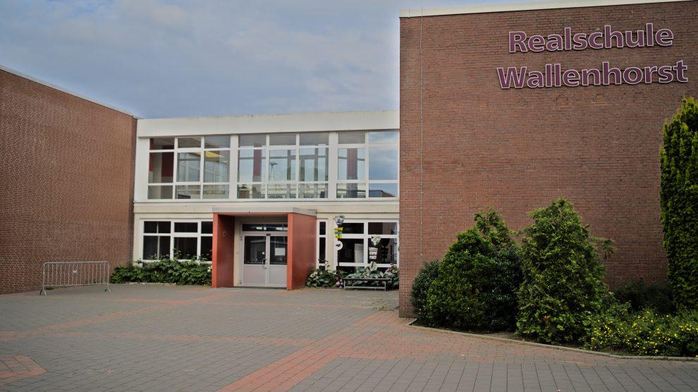 Realschule Wallenhorst, Partner im niedersächsischen MINT-Netzwerk. Foto: Christian Nobis