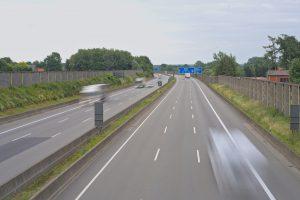 Fließender Verkehr hat die beste Umweltbilanz. Foto: Christian Nobis