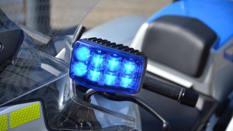 Die Polizei im Einsatz. Symbolfoto: Maximilian Weber / Pixabay